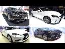Luxury sedans 2016, 2017 Lexus: LS600, GS450, ES300, IS300, GS300, GS200, RC200T