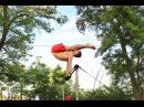 Монтаж 8 Сложные гимнастические элементы на турнике