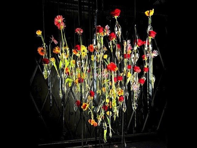 Свадебная флористика Элли Лин день первый подготовительный Wedding floristic of Elly