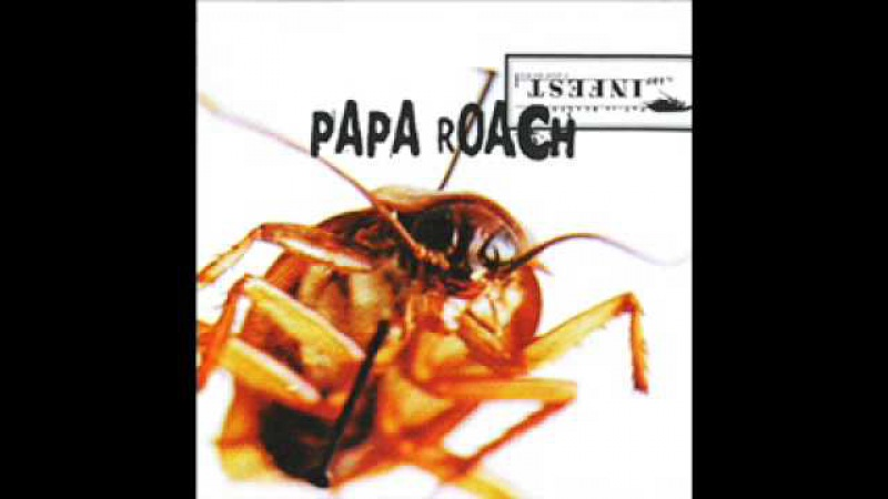 Papa Roach Tightrope