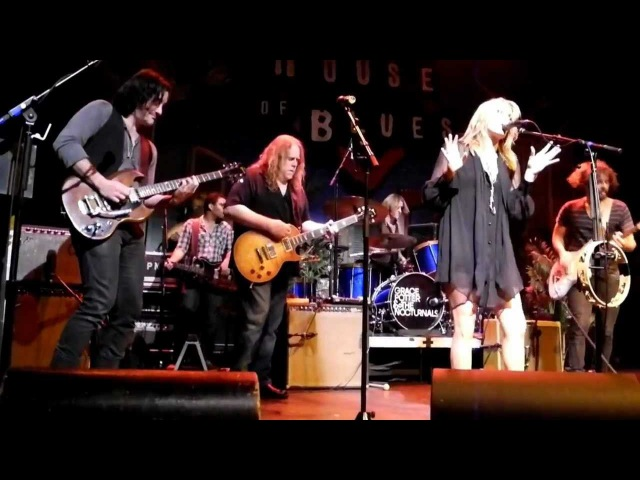 Tush Grace Potter the Nocturnals w/Warren Haynes NOLA HOB
