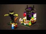 LEGO® Classic - Wer erschreckt wen?