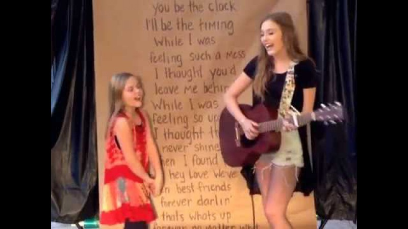 Lennon Maisy That's What's Up Edward Sharpe The Magnetic Zeros
