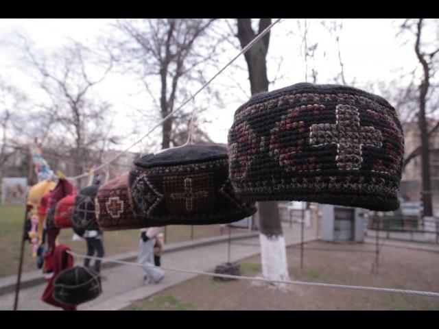 Поехали с Алевтиной Мадьяровой - Новый год в Тбилиси, часть 2 (2015)