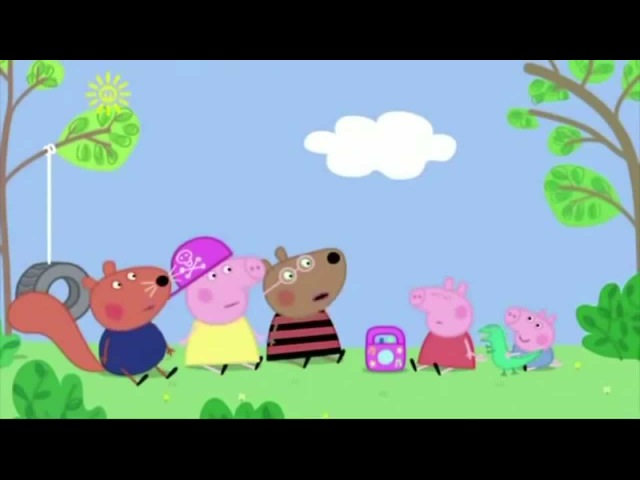 PEPPA THE GUTTURAL PIG SLAMS HARD LMFAO