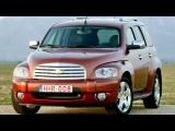 Chevrolet HHR EU spec