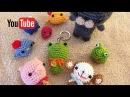 Amigurumi Como hacer un Pollito en Crochet Bibi Crochet