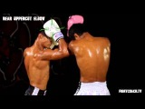 Muay Thai Uppercut Elbow instructional