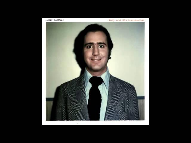 Andy Kaufman - Kick In The Pants