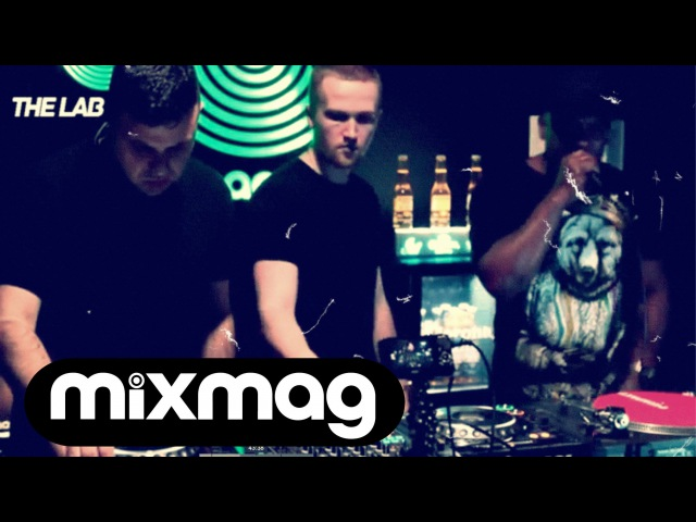 CRITICAL MUSIC in The Lab LDN (Kasra, Ivy Lab Foreign Concept)