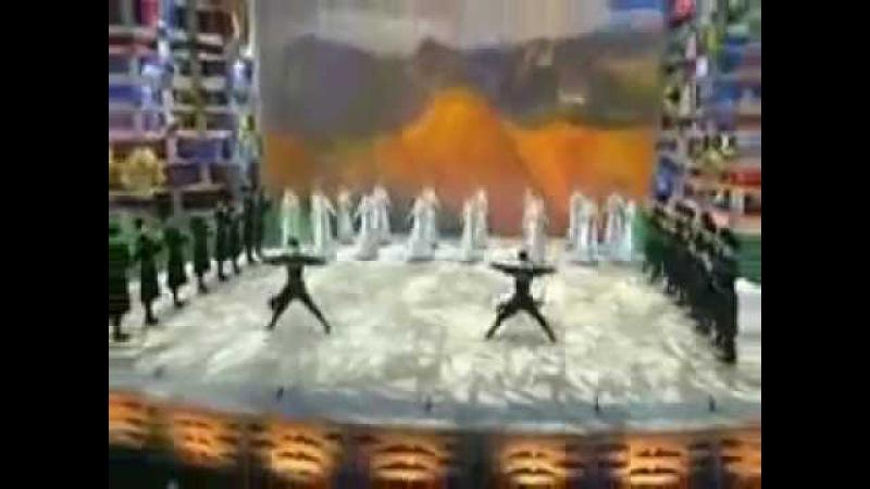 Ансамбль Вайнах танец