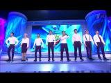 КВН Хара Морин   2015 Премьер лига Вторая 1/4 Приветствие