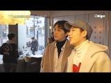 ZICO(Block B) &amp Choi Taejoon, Celeb Bros S2 EP1 I Am You, You Are Me