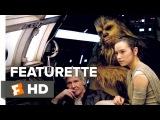 Видео о съемках фильма Звездные войны: Пробуждение силы Star Wars: The Force Awakens Featurette - Legacy (2015) - Harrison Ford Movie HD