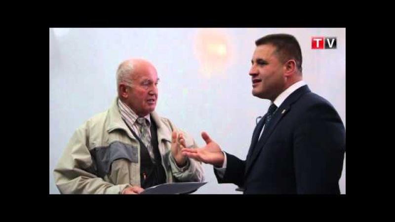 ПН TV: Встреча прокурора Николаевщины Вячеслава Кривовяза с обманутыми вкладчиками