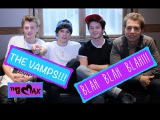 The Vamps do One Direction!! BLAH, BLAH BLAAA!
