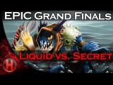 Secret vs. Liquid - EPIC Grand Finals - Shanghai Major Dota 2