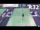 2015 French Open R32 Jan O JORGENSEN vs HU Yun Mute