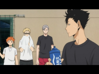 [AniFame] Волейбол!! Сезон 2 - 9 серия | Haikyuu!! TV-2 [Riksed]