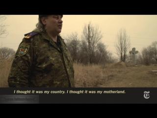 Американцы уверены, что'киборгов' Порошенко у Донецкого аэропорта гоняют кнутами местные казаки :-) 01.06.2015.