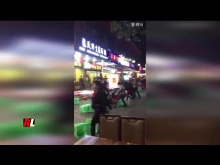 ОСОБОЕ МНЕНИЕ:  Китайский жестокий мордобой из-за конкуренции в ресторанном бизнесе