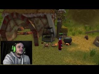 История World of Warcraft (ч.5) Запределье - Награнд
