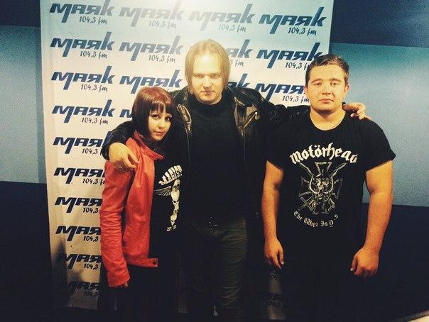 МАРИЯ-РЕЖИНА на Радио Маяк Ставрополь 104.3 Fm