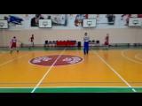 Полуфинальный этап Первенства России по баскетболу среди юношей 2002 г.р. и моложе в Братске.