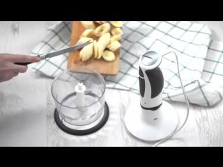 Банановое мороженое   Веганское [ рецепты TastyDishes ]