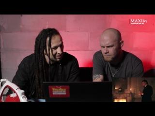 Русские клипы глазами Five Finger Death Punch (Видеосалон №40) (2015) Журнал MAXIM