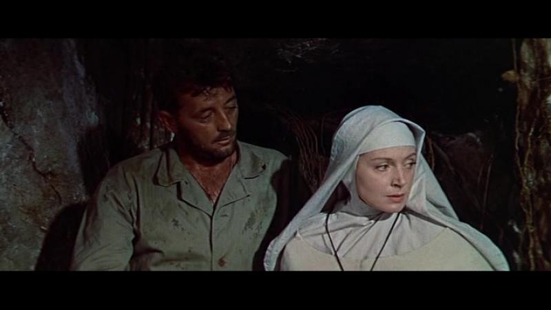 Sólo Dios lo sabe - John Huston 1957 (7/10) 2 nominaciones al Oscar: Actriz (Deborah Kerr), Guión adaptado