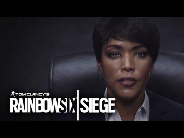 White Masks Reveal Trailer - Tom Clancy's Rainbow Six Siege - E3 2015 Ubisoft Press Conference