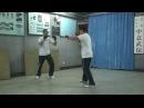 Учебный вариант саньшоу. Академия Ицюань Мастера Яо Ченжуна (Yao Chengrong) Китай 2009.