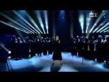 Шоу Голос Италия. Сестра Кристина с песней