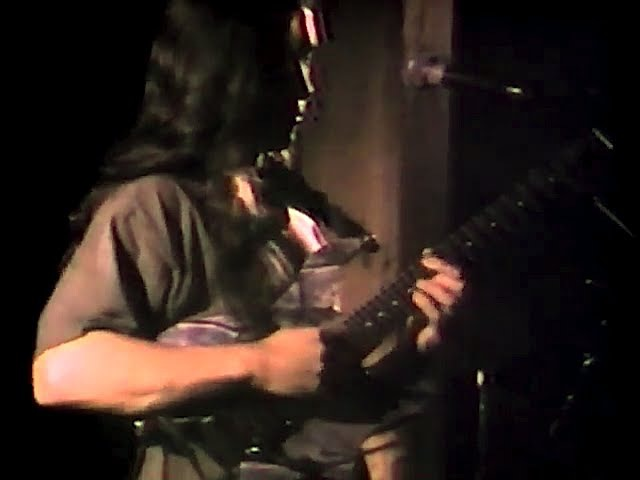 CYNIC Live in New York 94' FULL SHOW 1994