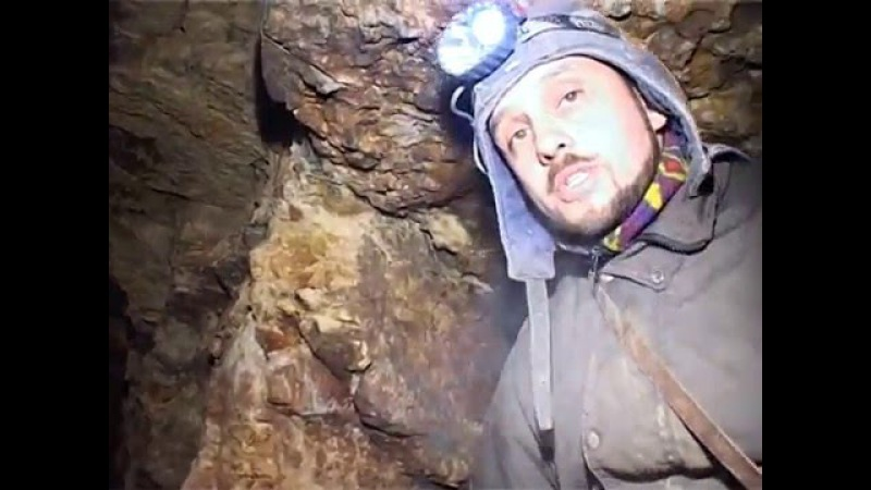 Фильм о Конобеевской пещере. Шацкий район, Рязанская область.