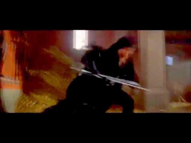 Антонио Бандерас и Los Lobos-Desperado (Отчаянный)