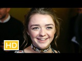 Maisie Williams on The Falling, Games of Thrones, John Snow, Arya at UK Critics' Circle Awards 2016