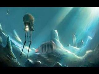 Странные сооружения.Подводные города пришельцев.День космических историй