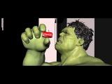 Как снималась реклама Coke Mini Hulk vs  Ant Man. Ролик и процесс его создания