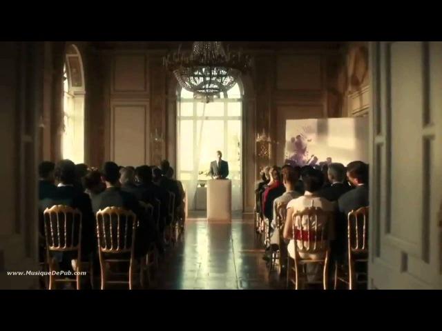 Yves Saint Laurent Manifesto l`Éclat (женские духи Ив Сен Лоран Манифесто Эклат, реклама)