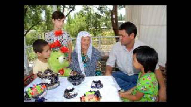 Мурочиатнома барои хохароне ки ба шавхар мебароянд накли Умеди Рахмат