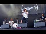 Warmen feat. Alexi Laiho - Suck My Attitude Live @ Tuska Open Air, Helsinki 28.6.2015