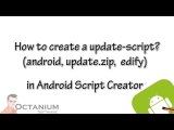 How to create a update-script?