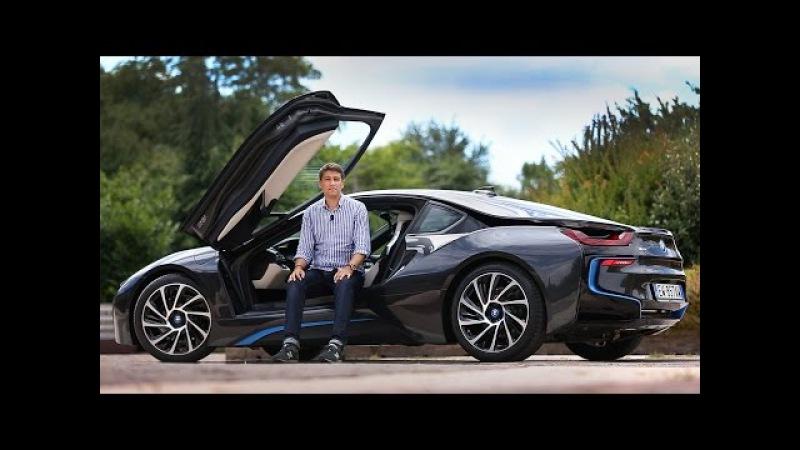 BMW i8 тест-драйв (English Subs) – репортаж Михаила Петровского