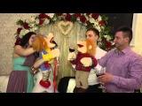 СУПЕР! Весёлый конкурс на свадьбе 2016! Смотреть до конца! Ведущая Юлия Сущенко Харьков