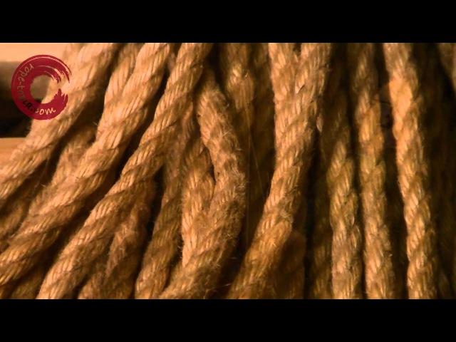 SHIBARI TUTORIAL WykD Dave M0co Rope Treatment