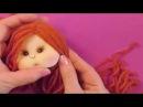 Muñeca de comunion ,peinado 4/5,manualilolis, video- 75