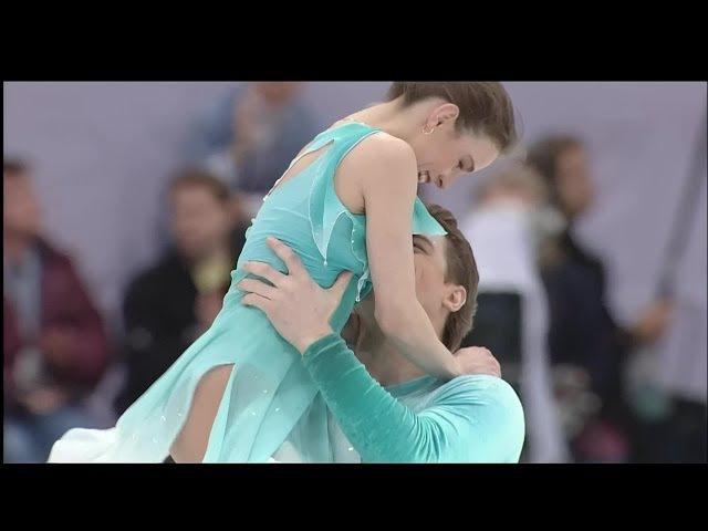 [HD] Ekaterina Gordeeva and Sergei Grinkov 1994 Lillehammer Olympic - Exhibition Rêverie