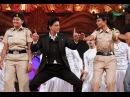 SRK @iamsrk team HNY at Umang 2015 Mumbais Police Show